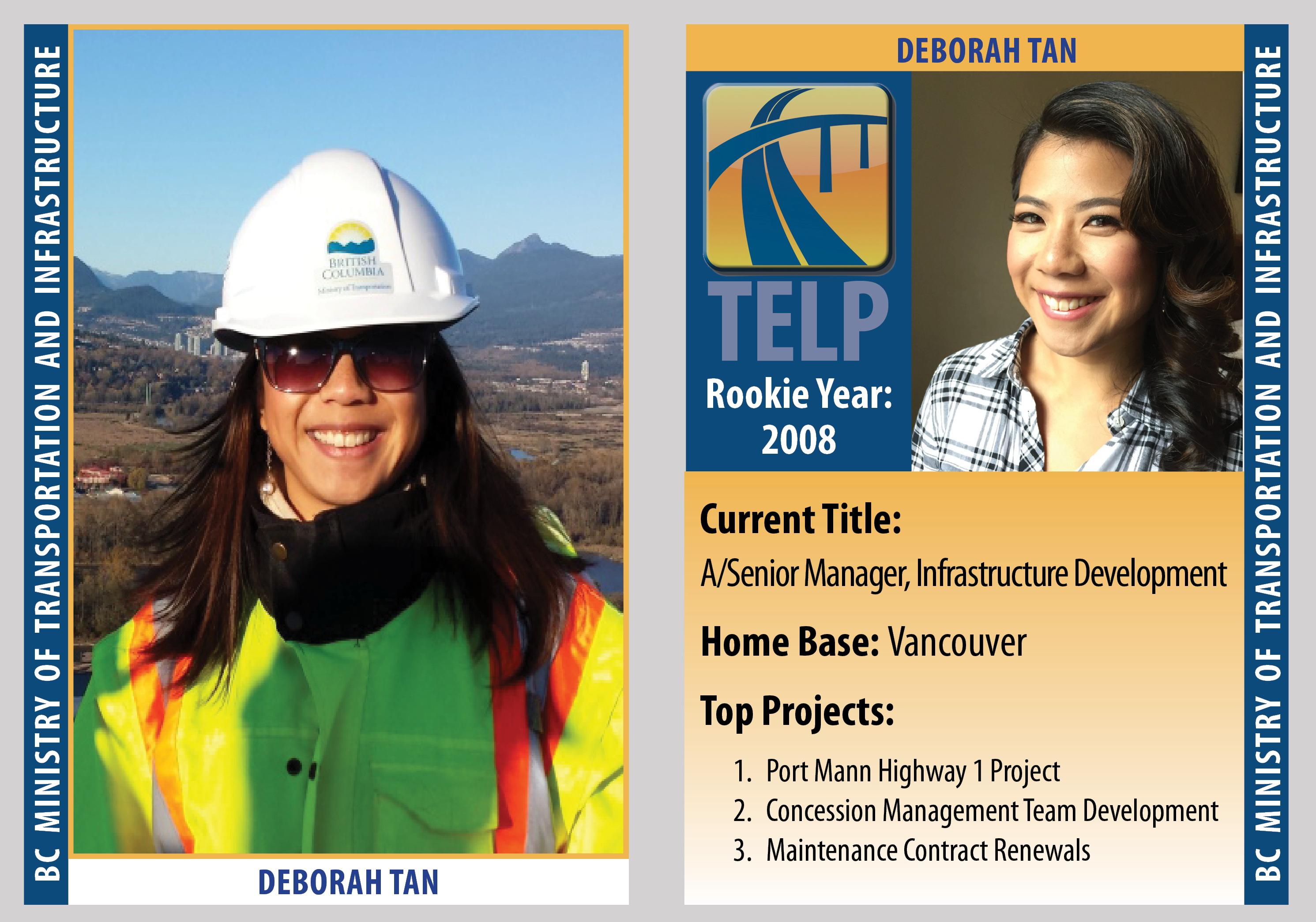 Deborah Tan