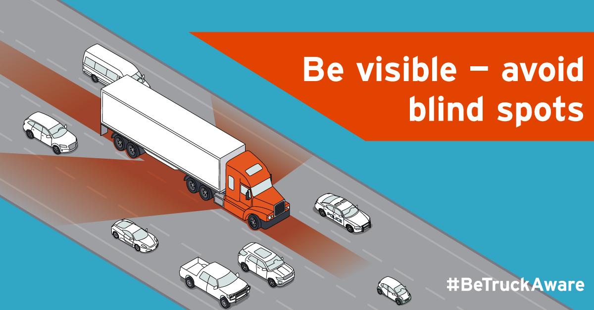 Be truck aware