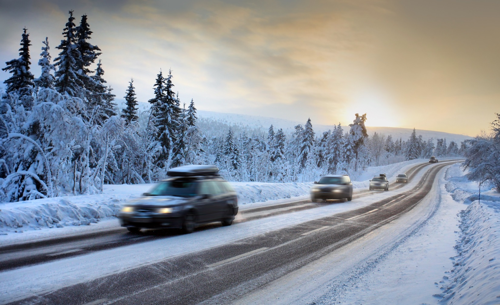 How to Get a Grip on Safe Winter Traction