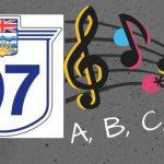 Highway 97 Lettering