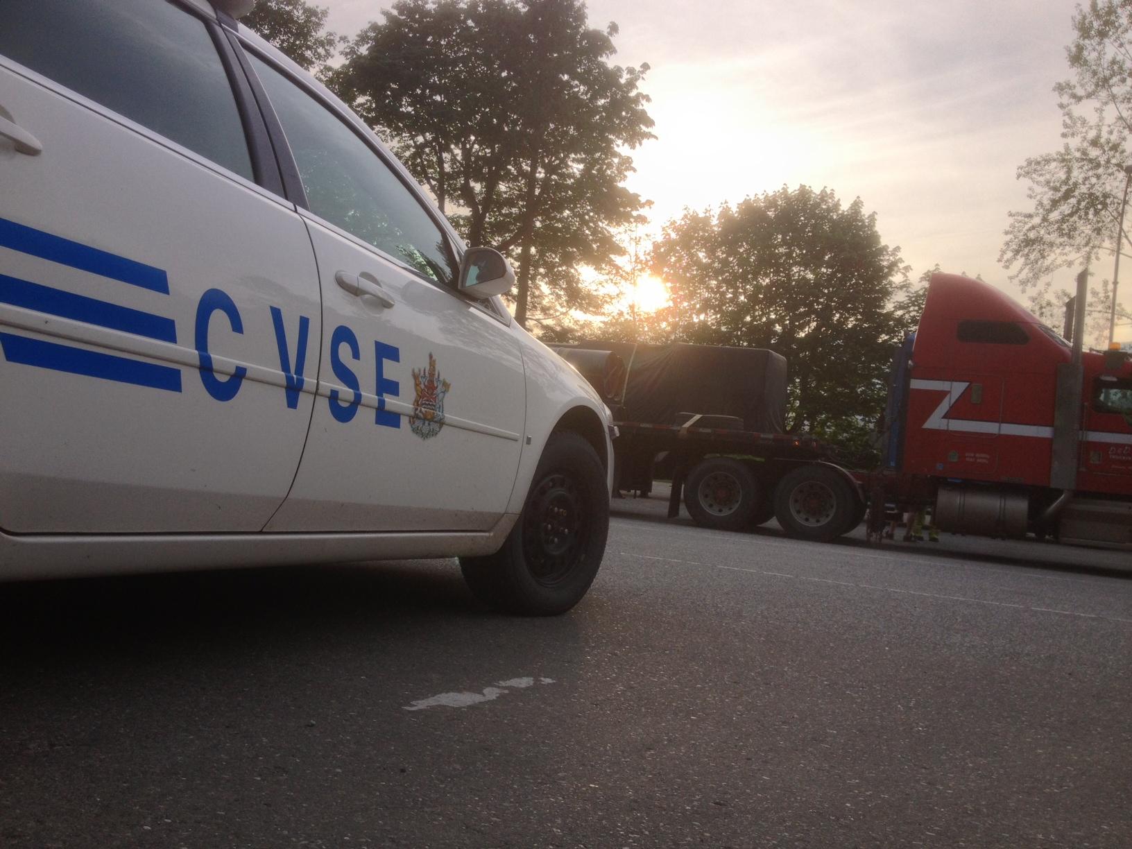 CVSE road check