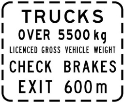 commercial vehicle brake check