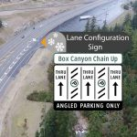 Box Canyon Lane Configuration