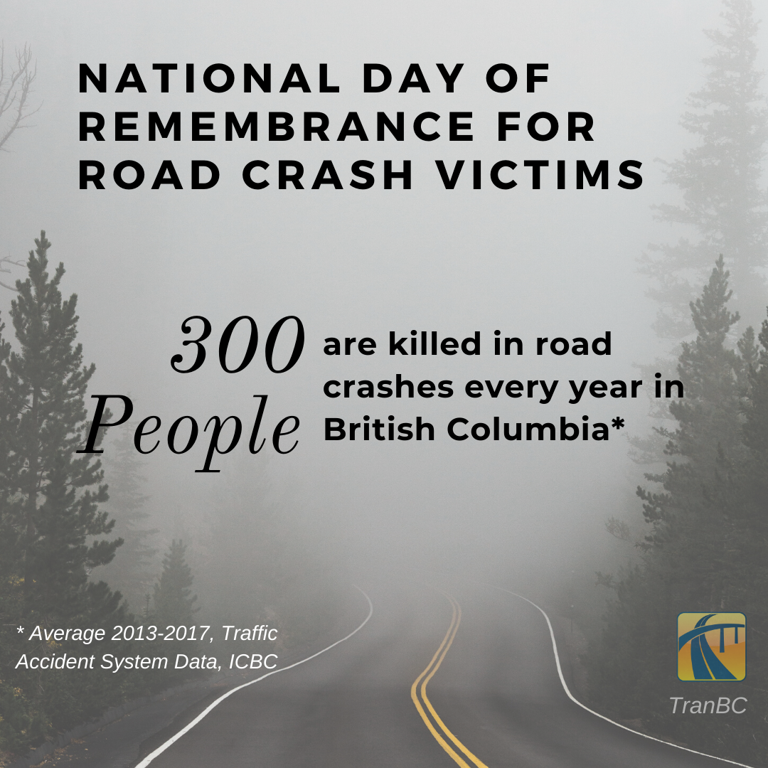 national day of remembrance for Road Crash Victims