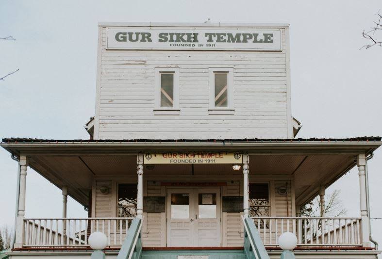 Gur Sikh Temple, Abbotsford BC, Gur Sikh Temple and Heritage Museum