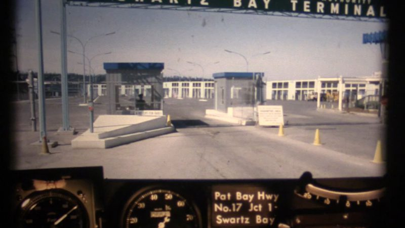 Swartz Bay Ferry Terminal 1966