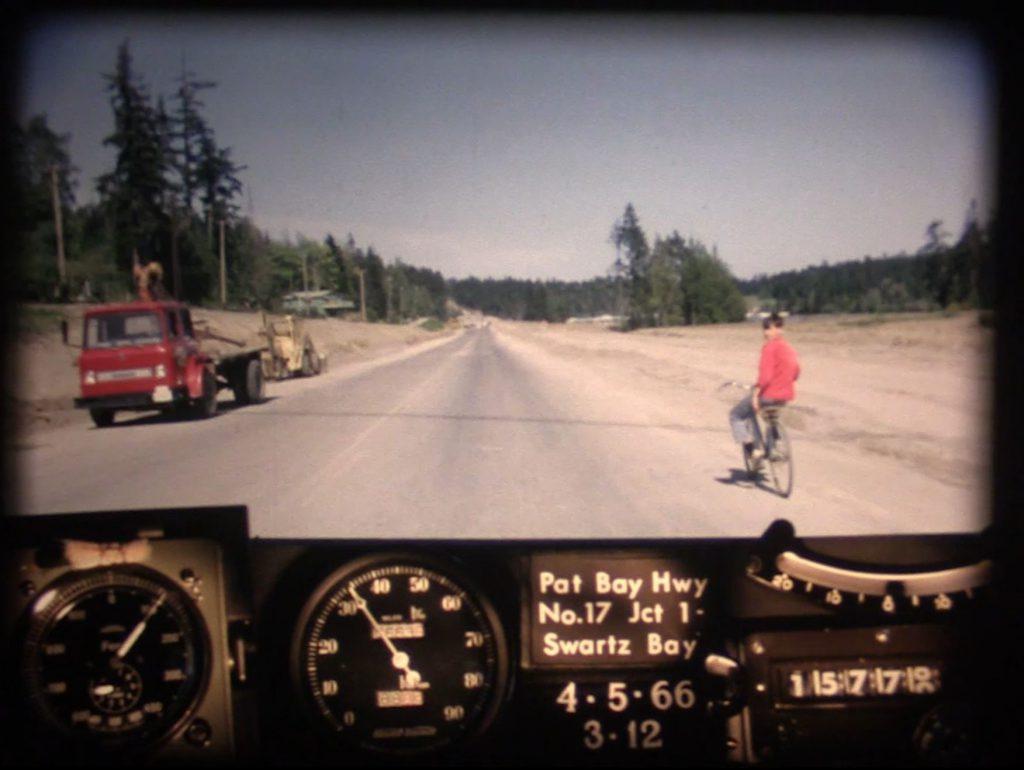 Highway 17 Vancouver Island