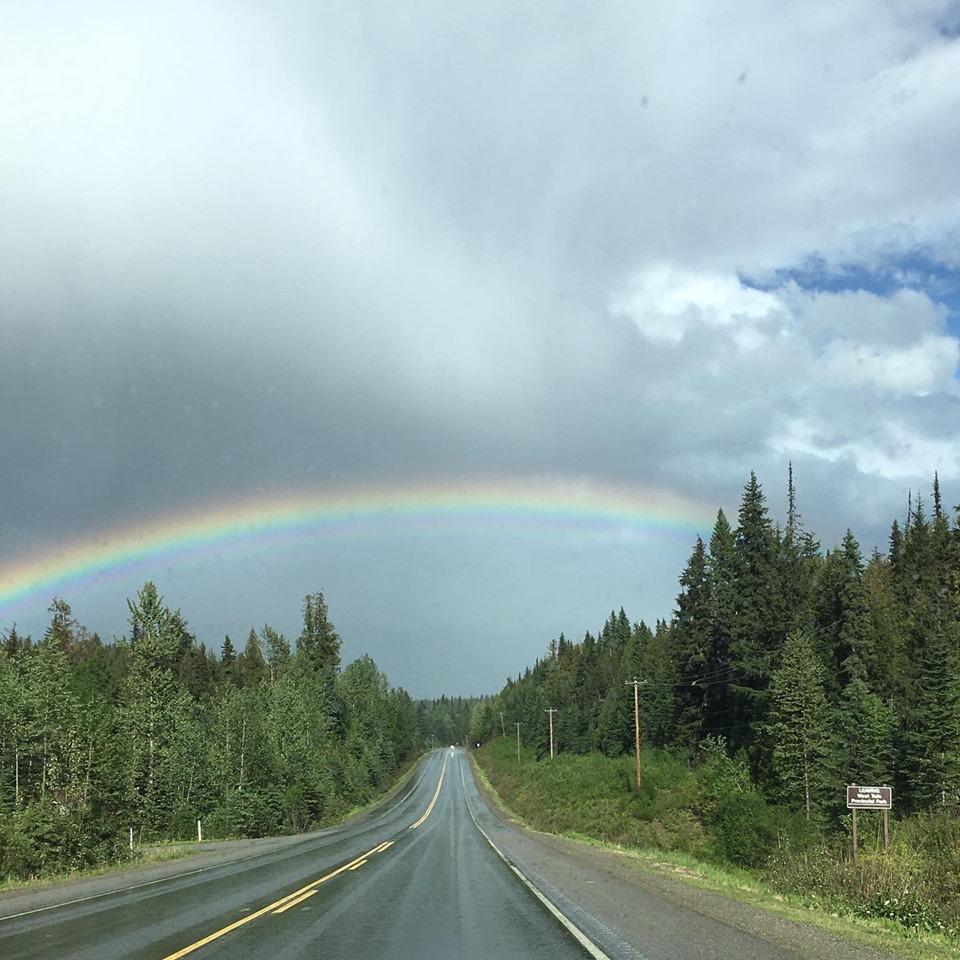 Highway 16 McBride
