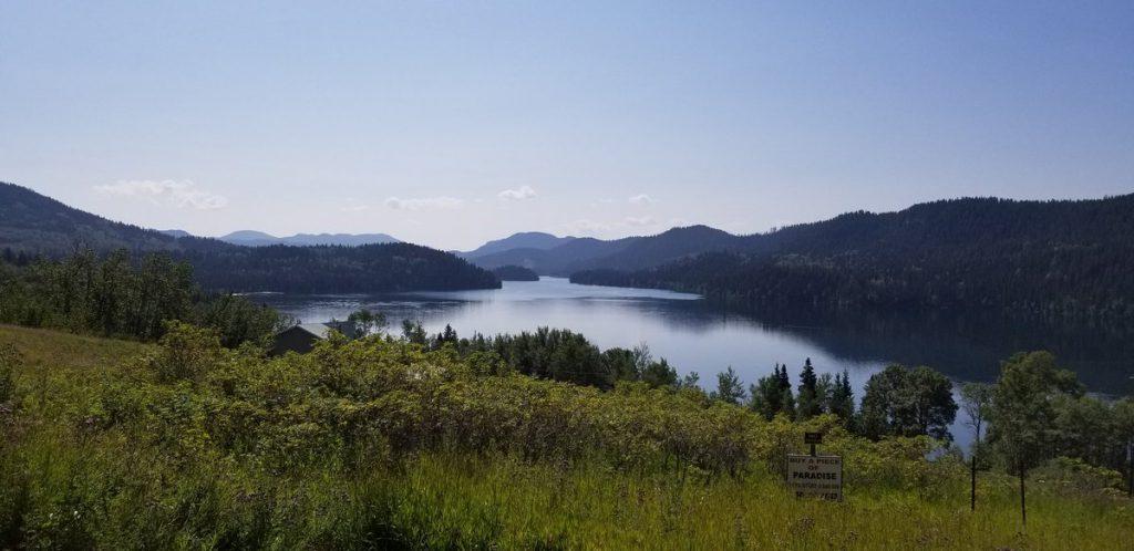 Lac Des Roches Rest Area
