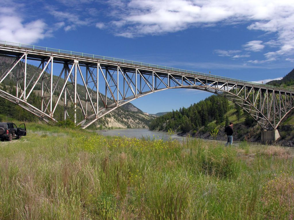 Sheep Creek Bridge
