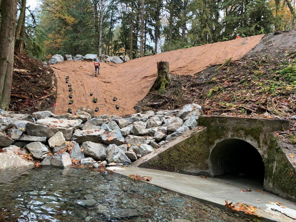 Culvert and sinkhole repair