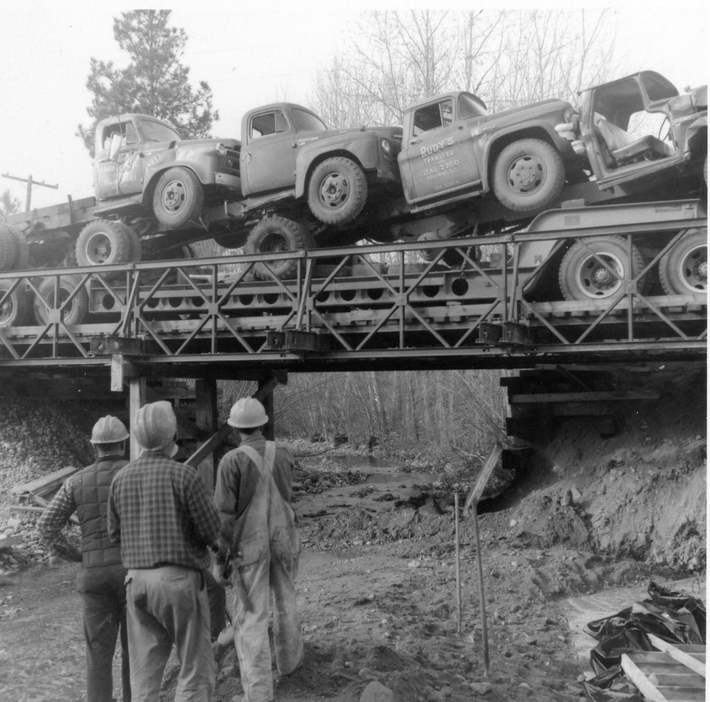old bailey bridge